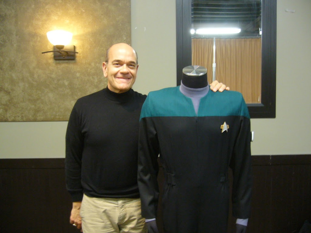 """The Doctor Uniform from """"Voyager"""""""